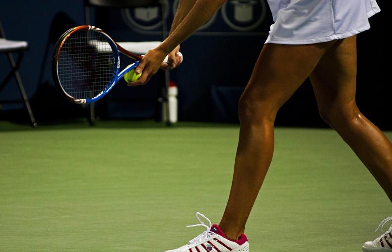 tennis serve analysis
