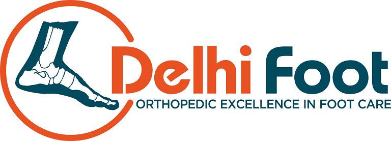 Delhi Foot Logo_gait analysis